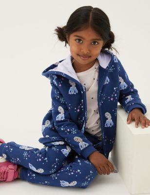 Cotton Disney Frozen™ Hoodie (2-10 Yrs)