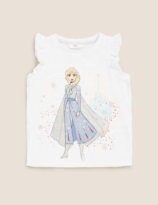 Pure Cotton Frozen™ T-Shirt (2-10 Yrs)