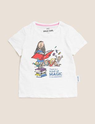 Roald Dahl™ Matilda T-Shirt (2-7 Yrs)