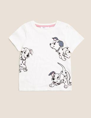 Pure Cotton 101 Dalmatians™ T-Shirt (2-7 Yrs)