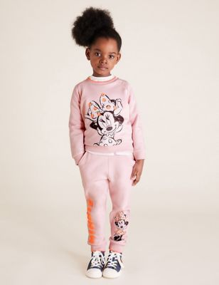 Cotton Minnie™ Joggers (2-7 Yrs)