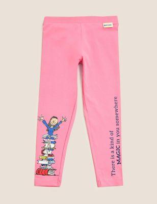 Roald Dahl™ Matilda Leggings (2-7 Yrs)