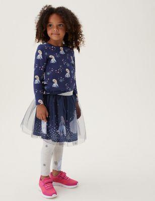 Frozen™ Tutu Skirt (2-10 Yrs)
