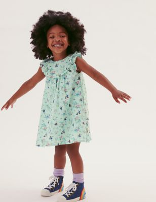 Roald Dahl™ Matilda Dress (2-7 Yrs)