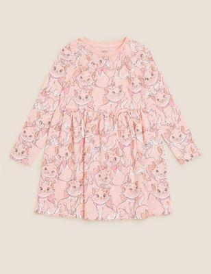 Cotton Aristocats™ Dress (2-7 Yrs)