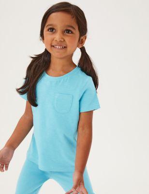 Pure Cotton T-Shirt (2-7 Yrs)
