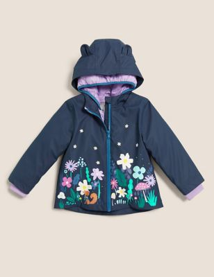 Stormwear™ 3-in-1 Hooded Fisherman Raincoat (2-7 Yrs)