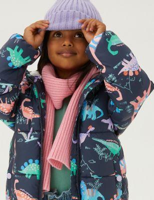 Stormwear™ Dinosaur Padded Coat (2-7 Yrs)