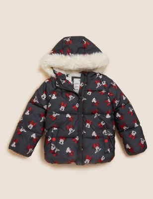 Minnie Mouse™ Padded Coat (2-7 Yrs)