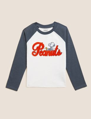 Cotton Snoopy™ Top (2-6 Yrs)