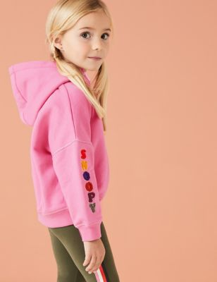 Cotton Snoopy™ Hoodie (2-6 Yrs)