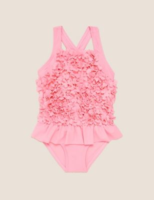 3D Flower Swimsuit (2-7 Yrs)