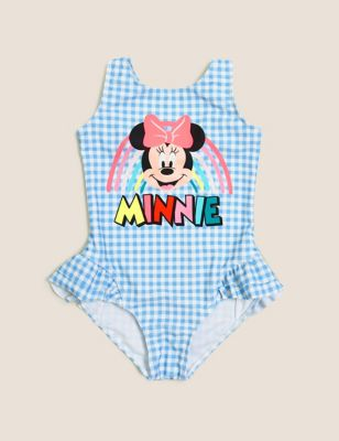 Minnie Mouse™ Swimsuit (2-7 Yrs)