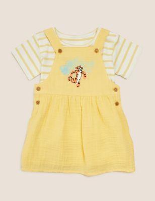 2pc Winnie the Pooh & Friends™ Pinnie Set (0-3 Yrs)