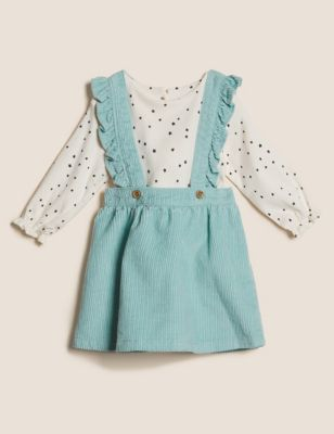 2pc Pure Cotton Stars Outfit (0-3 Yrs)