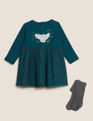 2pc Harry Potter™ Cotton Outfit (0-3 Yrs)