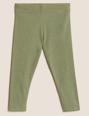 Cotton Leggings (0-3 Yrs)