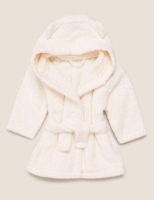 Organic Cotton Bath Robe (0-3 Yrs)
