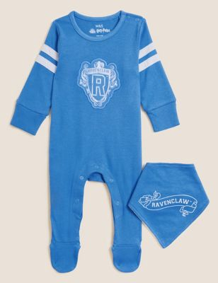 2pc Pure Cotton Harry Potter™ Sleepsuits (0-3 Yrs)