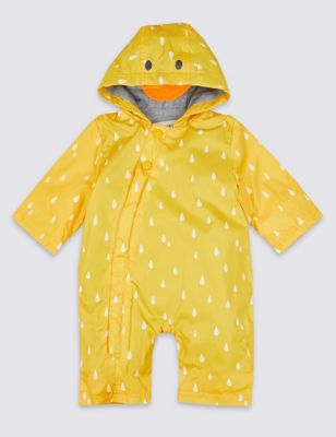 Duck Puddle Suit (0-3 Yrs)