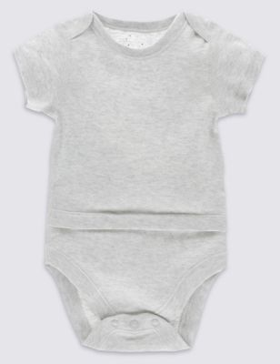 Adaptive Pure Cotton Bodysuit (7lbs-16 Yrs)