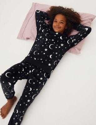 Velour Star Pyjamas (6-16 Yrs)
