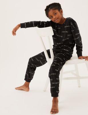 Friends™ Velour Pyjamas (6-16 Yrs)