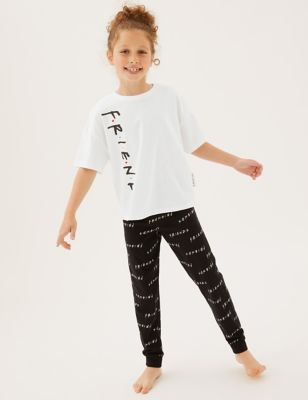Friends™ Pyjama Set (8-16 Yrs)