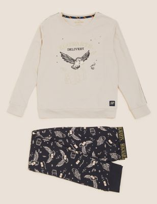 Harry Potter™ Hedwig Pyjamas (2-16 Yrs)