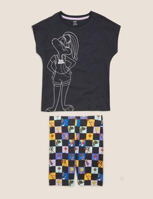 Space Jam: A New Legacy™ Short Pyjama (6-16 Yrs)