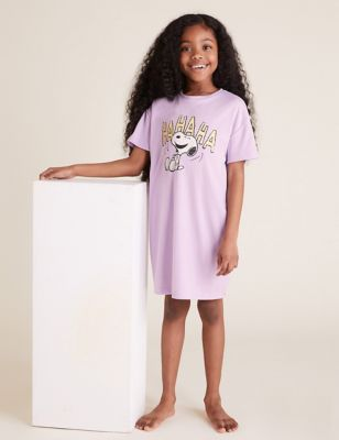Snoopy™ Nightdress (6-16 Yrs)
