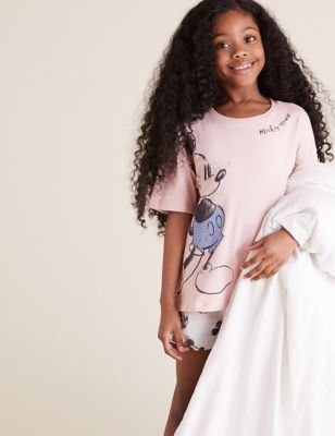 Mickey™ Short Pyjama Set (2-16 Yrs)
