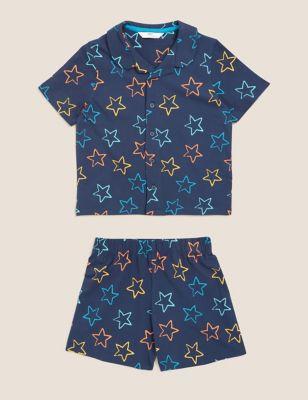 Cotton Star Short Pyjama Set (1-7 Yrs)