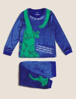 NHM™ Dinosaur Pyjamas (1-7 Yrs)