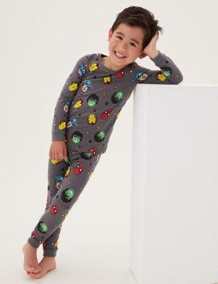 Marvel™ Pyjamas (3-12 Yrs)