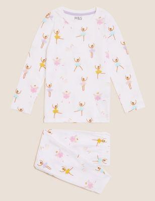 Pure Cotton Fairy Pyjamas