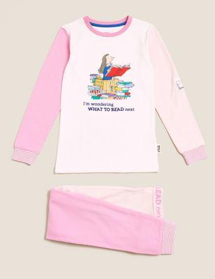 Roald Dahl™ Cotton Pyjamas (2-10 Yrs)