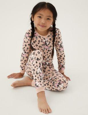 Minnie Mouse™ Cotton Pyjamas (2-10 Yrs)