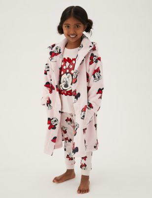 Minnie Mouse™ Dressing Gown (2-10 Yrs)