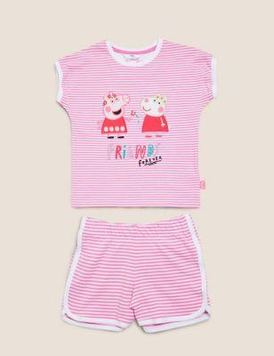 Peppa Pig™ Short Pyjama Set (1-6 Yrs)
