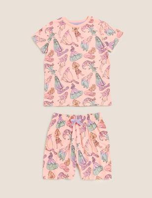 Disney Princess™ Short Pyjama Set (2-8 Yrs)
