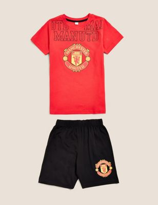 Manchester United FC™ Short Pyjama Set (6-16 Yrs)