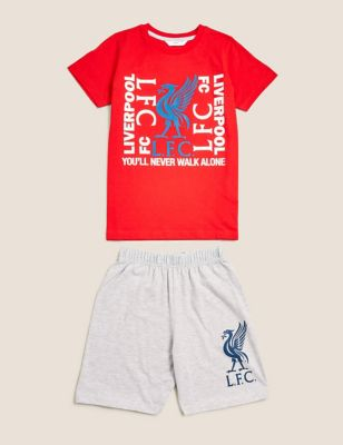 Liverpool FC™ Short Pyjama Set (6-16 Yrs)