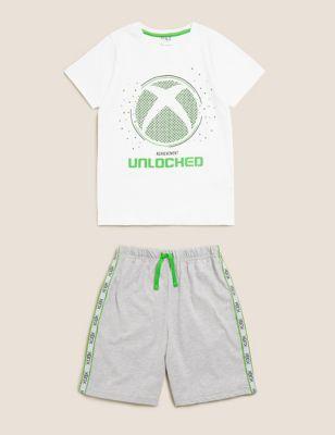 Xbox™ Short Pyjama Set (6-16 Yrs)
