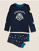 Harry Potter™ Hogwarts Pyjama Set (6-16 Yrs)
