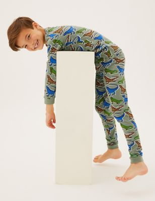 Cotton Lizard Pyjamas (7-16 Yrs)