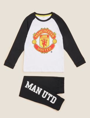 Manchester United FC™ Pyjamas (6-16 Yrs)
