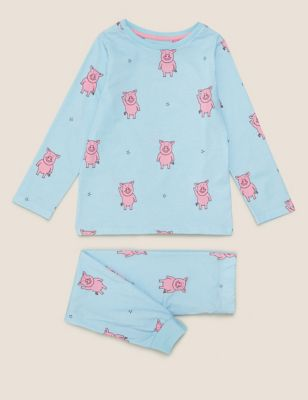 Percy Pig™ Pyjama Set (2-15 Yrs)