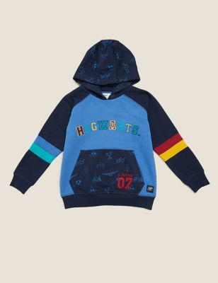 Harry Potter™ Cotton Hoodie (6-16 Yrs)