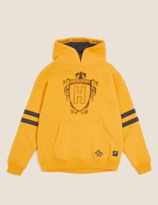 Cotton Harry Potter™ House Hoodie (2-16 Yrs)
